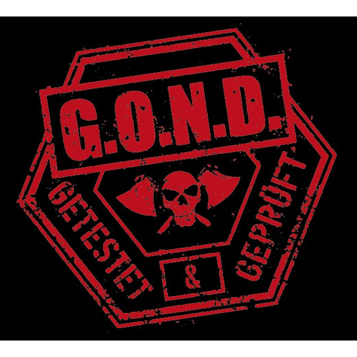 Supporter Shirt G.O.N.D. & WILDER MANN